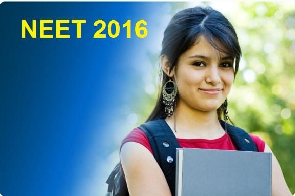 NEET 2016 Phase 2 Eligibility, Exam Pattern, Application, Dates